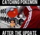 Making it harder to catch them was not the answer niantic. #niantic #pokemon #nintendo #pokemonxy #pokemonx #poke #pokemonmeme #pokemon20 #pokeba...
