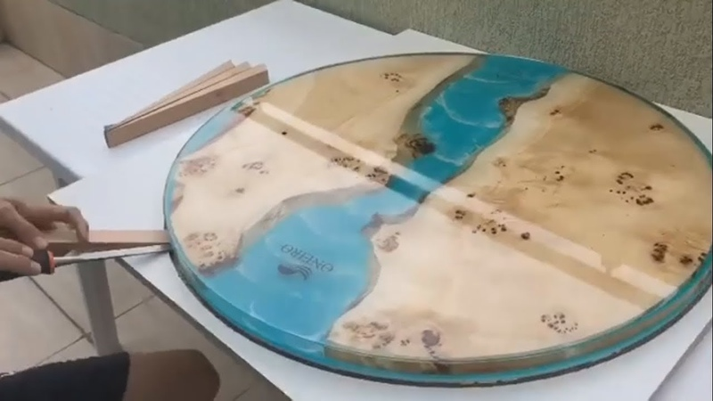 Amazing Epoxy Wood Resin The Art of Wooden Furnitures