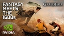 Greedfall - Fantasy Creatures in the 17th Century