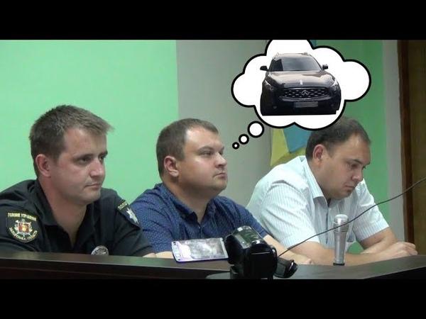 Как на ORJEUNESSE сфальсифицировали уголовное дело и забрали автомобиль. От А до Я