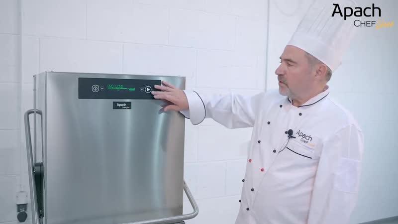 Посудомоечная машина APACH CHEF LINE — мелочи решают!