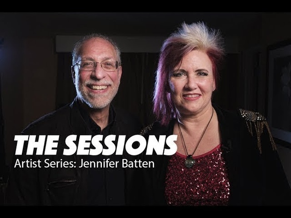 JENNIFER BATTEN - Guitarist/Studio musician (Michael Jackson, Jeff Beck)