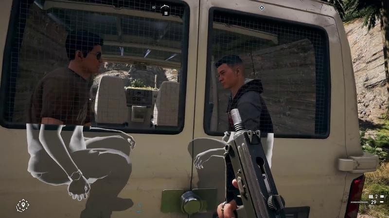 Прохождение Far Cry 5 — Часть 9 Чизбургер