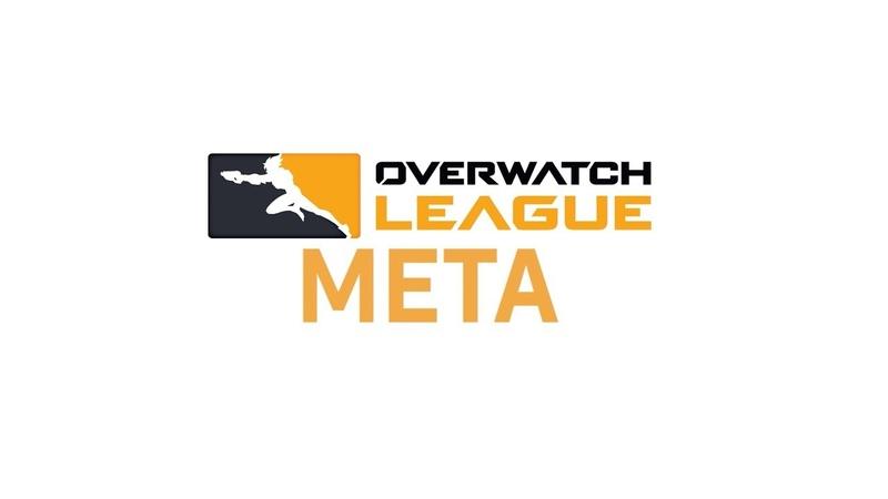 "Evolution of The Overwatch League ""Meta"""