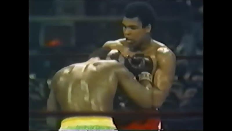 Легендарные бои Али Фрейзер 1971