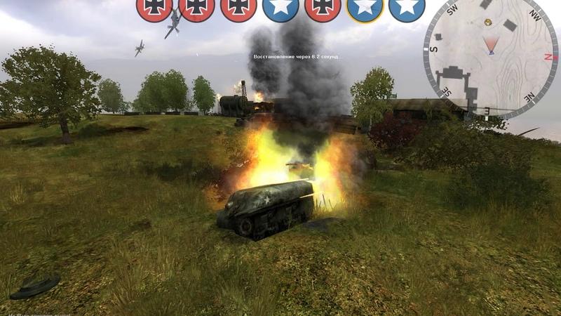 Panzer Elite Action - Fields of Glory - Поля Славы {HardMode} 32