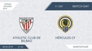 AFL18. Spain. Segunda. Day 11. Athletic club de Bilbao - Hercules CF