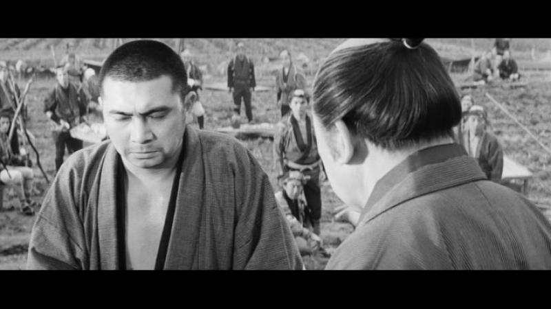 Фильм первый. Слепой фехтовальщик: сказ о Затойчи Blind swordsman: the tale of Zatoichi RUSSIANGUY27