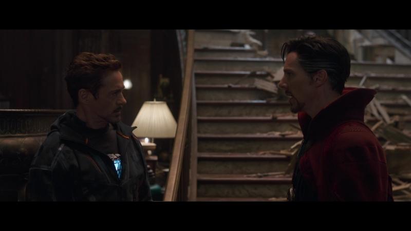 Мстители: Война Бесконечности. Вонг рассказывает о Камнях Бесконечности.