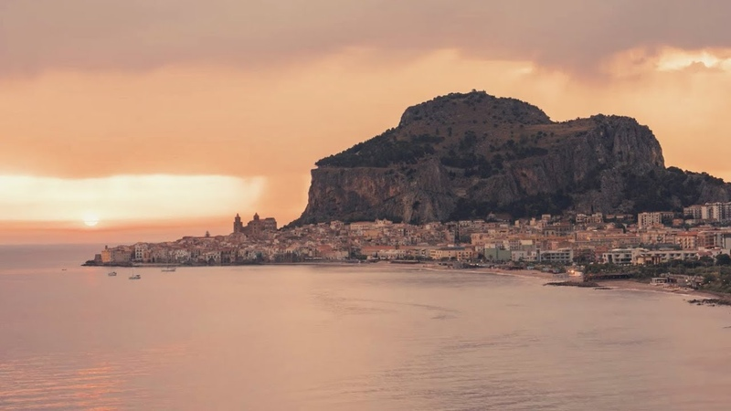 The beautiful town of Cefalù in Sicily Club Med