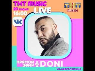 ТНТ MUSIC LIVE - DONI