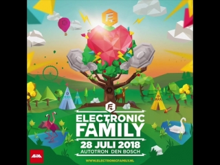 Help me to reach the Electronic Family Festival Mainstage :D