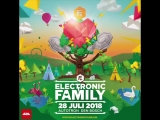 Help me to reach the Electronic Family Festival Mainstage D