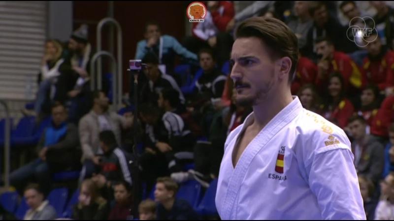 Али Софуоглу (Турция) - Дэмиан Куинтеро (Испания)