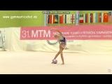 Софья Никеева - мяч  (многоборье) // Международный турнир Любляна, 2018