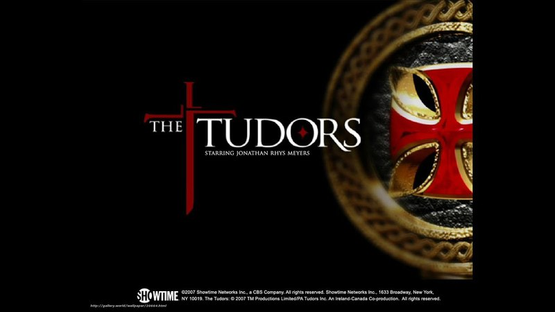 Заставка к сериалу Тюдоры / The Tudors