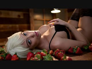 Athena Palomino for dessert [Full HD 1080 porno, sex, big ass, tits, boobs, oral, blowjob, blonde, lingerie, stockings hardcore]