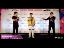 ウヨン KCON2018 - RED CARPET LIVE_DAY2