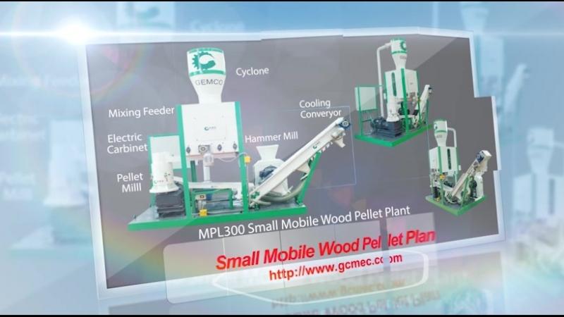Best biomass pellet mill briquette machine manufacturer - GEMCO