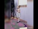 Шаклуновой Ирина, 7 лет. Конкурс чтецов Доброта в радость в голицынской библиотеке 6 апреля 2018.