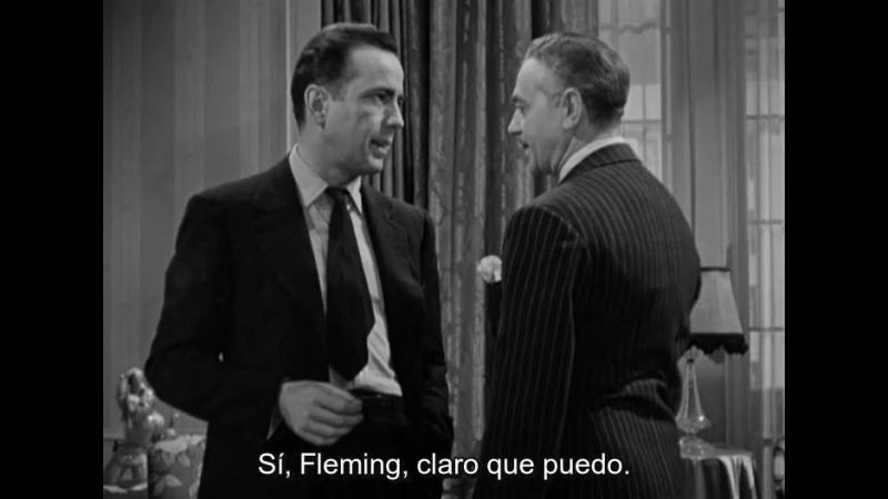 1942- The Big Shot - Un gángster sin destino - Lewis Seiler - VOSE