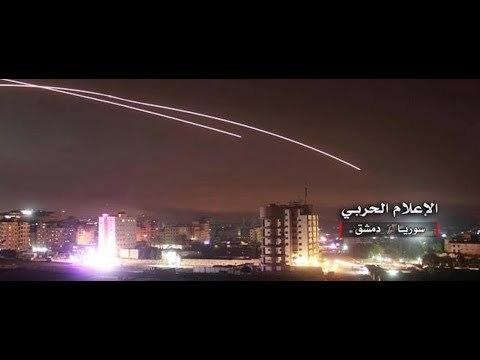 Israel bombardiert Syrien | Stürzenberger bei Youtube gelöscht