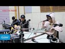 DAY6 'Officially Missing You' 라이브 LIVE 160117 슈퍼주니어의 키스 더 라디오
