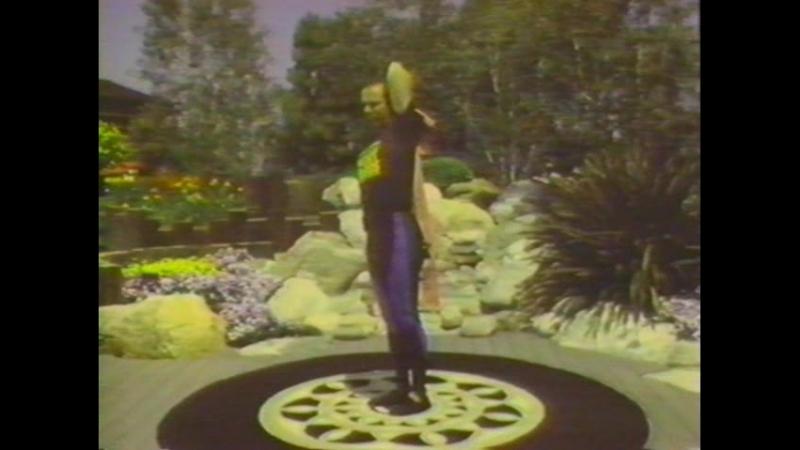 Bob Mann's Isometric Stretch аэробика, шейпинг, фитнес