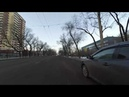 Алматы Велосипед Зима 17 января утро четверг