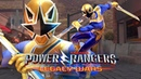 Samurai Gold Ranger First Look Gameplay in Power Rangers Legacy Wars Superheroes Game