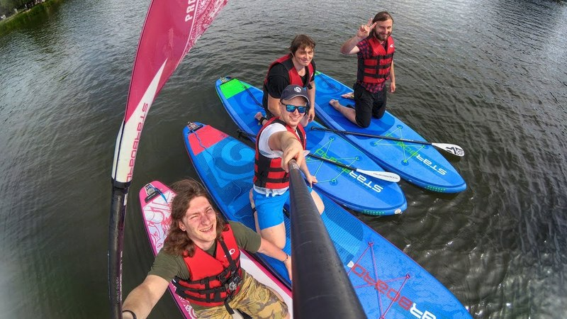 Stand Up Paddle in Minsk