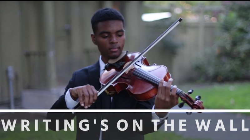 Sam Smith | Writings On The Wall | Jeremy Green | Viola Cover