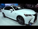 2018 Lexus GS 350 F Sport - Exterior and Interior Walkaround - 2018 New York Auto Show