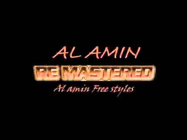 Al amin,Re Mastered video -