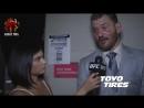Интервью Стипе Миочича после поражения Babay MMA