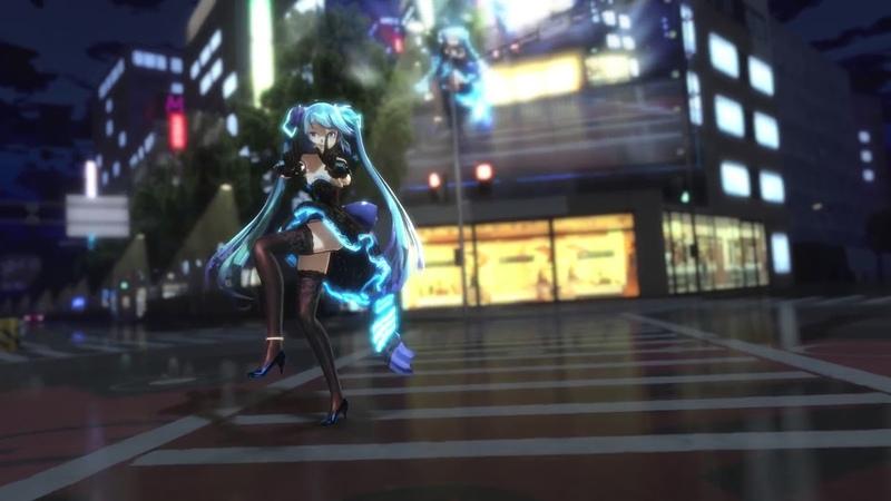 【MMD】Miku Dance「Classic」1080P 60FPS