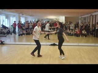 RTSF 2018: Swingin' - Florent & Roxane
