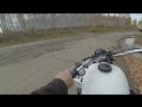 [Ильдар Сунагатуллин] Мотоцикл с двигателем Ваз 2109. Завершение проекта.