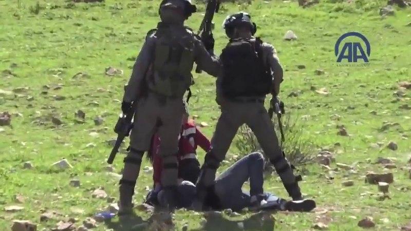 Израильские военные против медиков