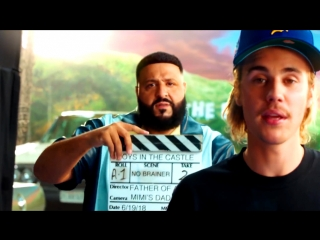 Премьера. DJ Khaled feat. Justin Bieber, Chance The Rapper & Quavo - No Brainer