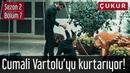 Çukur 7.Bölüm - Cumali Vartolu'yu Kurtarıyor!