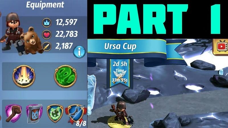 ROYAL REVOLT 2 - URSA CUP PART 1