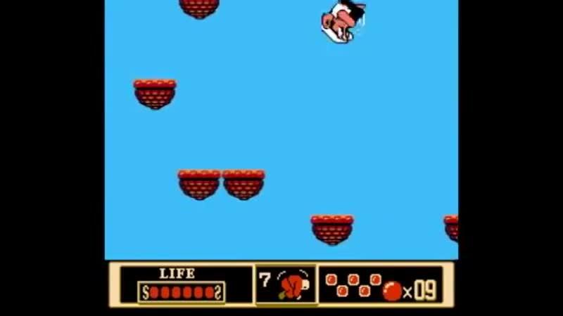 Kung Fu Mari _ Mario 10 (Nintendo Dendy _ Nintendo Famiclone) Playthrough