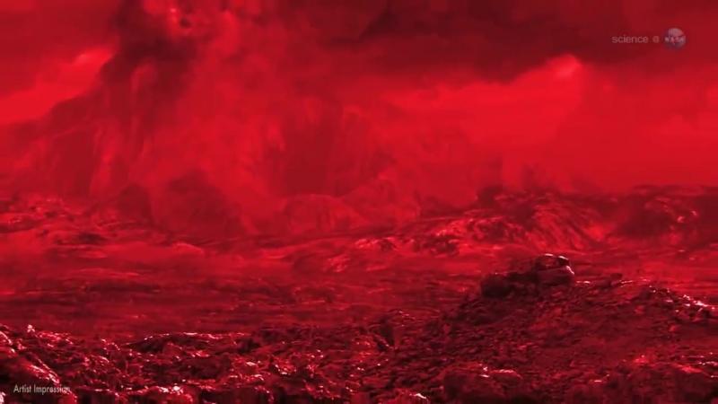 Alien World - 55 Cancri E - Science at NASA