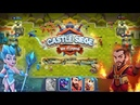 Castle Siege War of Legends android game first look gameplay español
