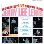Jerry Lee Lewis альбом The Greatest Live Show On Earth