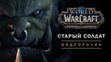 Ролик World of Warcraft Старый солдат