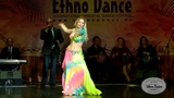 Victoria Marchukova - Gala Closing 26 August 2018, Russia, Saint-Petersburg Ethno Dance