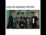 учим английский алфавит вместе с ехо