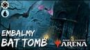 Embalmy BAT TOMB [MTG Arena]   Desecrated Bat Tomb Deck in M19 Standard